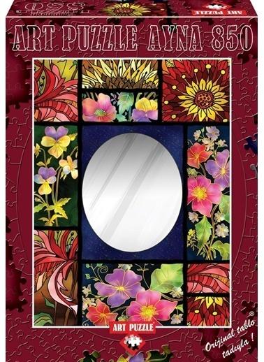 Educa Art Puzzle 850 Parça Ayna Patchwork Renkli